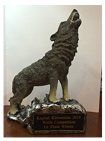 Kapital Kidvention: First Place Wolfe Competition, 2014
