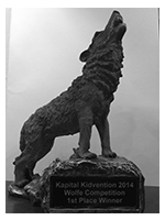 Kapital Kidvention: First Place Wolfe Competition, 2015